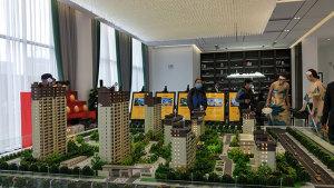 一季度度淮北市房地产开发投资及销售面积实┈