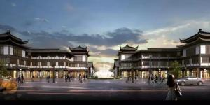 淮北隋唐运河古镇·大观园---每一处景观┈